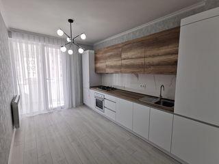 Apartament 1 odaie și living 50m2 Mobilat Exfactor Buiucani
