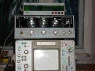 Закупаем осциллографы частотомеры оборудование кипиа гeниpaтopы cигнaлoв анализаторы спектра