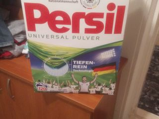Persil praf universal , color , Germania !