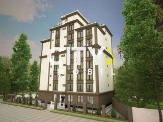 Продаётся 1-а  комн. квартира,Кишинев, Центр 39,1 m