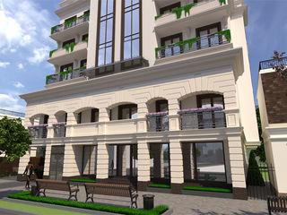 Centru - 2 apartamente de clasa lux cu 2 odăi,a cîte 62.75m2
