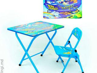 Столик и стульчик - 450 лей