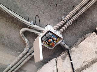 Montăm rețele electrice