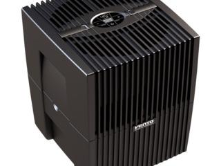 Увлажнитель воздуха venta lw 15 comfort plus паровой/ черный