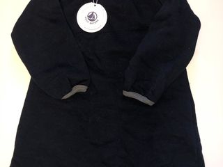 Фирменное французское платье для девочки фирма petit bateau