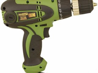 Дрель-шуруповерт/мощность двигателя-1200Вт/число оборотов-850 об/мин/Доставка на дом!Procraft PB1200