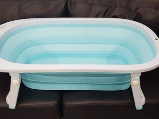 Новинка! Складная ванночка для купания малышей.Новая. 590 лей