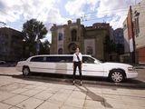 Limuzin lincoln town car, фирма Tiffany и Mercedes