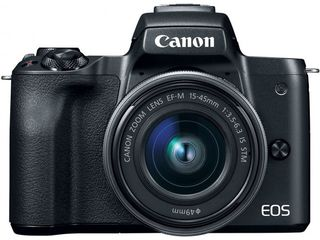 Фотоапарат DC Canon EOS M50 BK M15-45 S RUK | Кредит | гарантия | доставка !!!