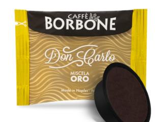 Capsule A modo mio - Cafea Borbone capsule Don Carlo
