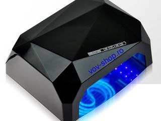 Lampa manichiura Diamond 18W CCFL/Led, Lampa UV Miley 36W/Lampa UV 36W cu senzor/Lampa 48W LED