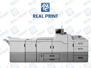 REAL PRINT SRL . Ricoh PRO C651 - цветной лазерный копир/принтер от японской фирмы Ricoh!