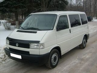 Запчасти WV T4 T5