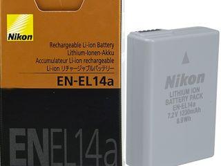 Nikon en el14a new original.