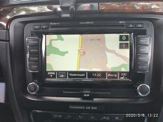 Navigatie Wolksvagen Skoda Seat harti карты 2020