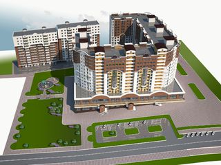 Valea Morilor-complex rezidential-apartament tip hotelier-boxa auto-subsol.