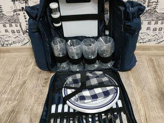 Rucsac pentru picnic nou