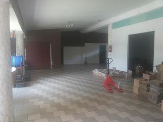 Склад, производство - 540 кв.м. - 13 км от Кишинева