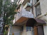 расширение балкона кладка бельевые кронштейны