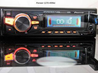 Новые автомагнитолы Pioneer,Sony,Kenwood! Доставка Бесплатная, Установка!