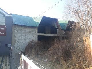 Se vinde constructie nefinalizata cu teren pentru constructie