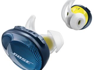 Наушники беспроводные Bose SoundSport Free, TWS, Sweatproof Bluetooth Headphones for Sports