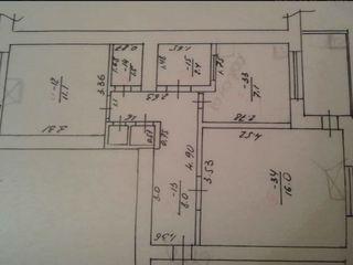 Продается теплая 2-ух комнатная квартира в центре дома ,солнечная сторона ,этаж 3/5