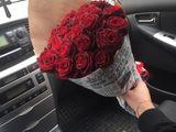 11 trandafiri 425 lei.101 trandafiri 2999 lei!Livrare!