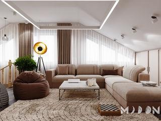 Дизайн интерьера модерн