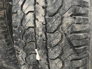 Michelin 235 75 r15 - 2 buc./ 2 шт.