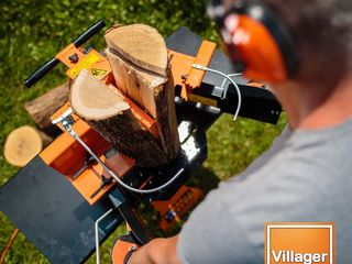 Despicător de lemne vertical LSP 12 T- proffesional ! Posibil si in rate!