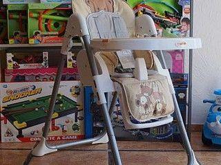 Детские стульчики для кормления!