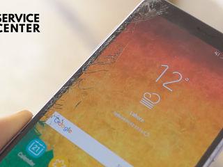 Samsung Galaxy A8 (SM-A530FZKDSEK) De ai spart ecranul telefonului – vino la noi si te vom ajuta!