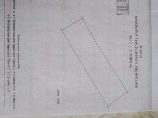 Участок под строительство с очень плодородной землей 8,3 соток IP Vierul or. Codru