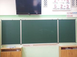 Table magnetice scolara, Tabla magnetica. Flipcharturi ! Магнитные школьные доски для мела и маркера