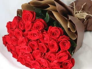 Super ofertă! Trandafiri rosii 60 cm la super pret, de la 20 lei!