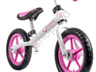 Bicicleta Lionelo Balance Fin Plus Pink Livrare gratuita!