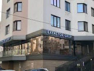 Centru orasului Chisinau, ExFactor, 3 camere separate, reducere la materiale pentru reparatie!