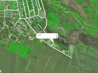 Срочно участок под бизнес, 10 соток в индустриальной зоне Ставчен, 2 км от Кишинева по улице Индустр