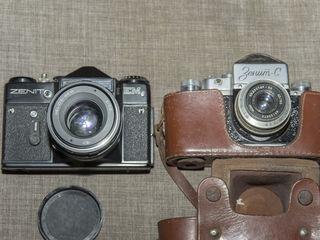 Продам советские фотоаппараты. Продам пленочный фотоаппарат olympus om40 program в отличном состояни