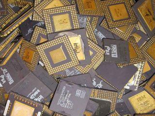 Cumpar procesoare, процессоры vechi ce nu mai functioneaza