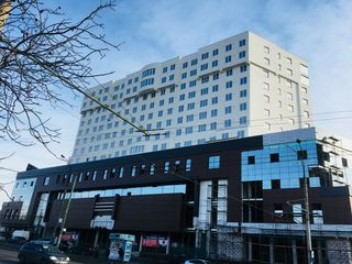 Apartament 54 m2, 2 odai, compania de constructii! bloc finisat! 550 euro/m2