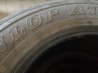Dunlop 265/65/17 ( 4 штуки )