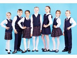 Школьная униформа