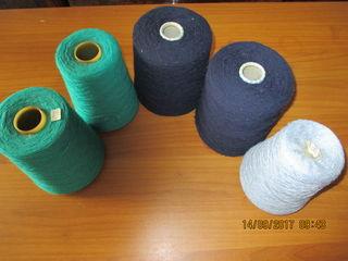 Нитки для ручного и машинного вязания