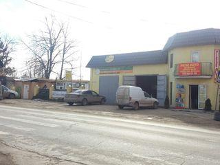 Se vinde centru prestări servicii auto echipat!