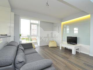 Apartament situat pe 2 nivele în bloc nou, Centru, str. Melestiu, 168000 € !