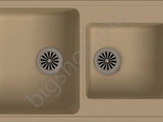 Chiuveta ewigstein elegant 80d new beige