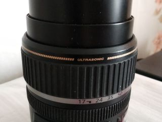 Объектив Canon Efs17-85mm