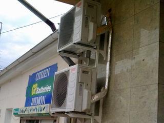 Montare conditionerilor si ventileatie,rapid,calitativ,garantie,in oricare regiune a moldovei